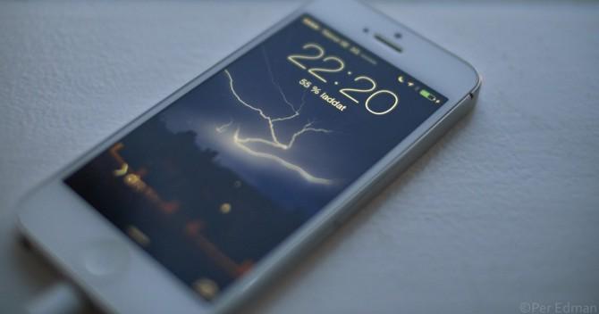 mobil med lång batteritid