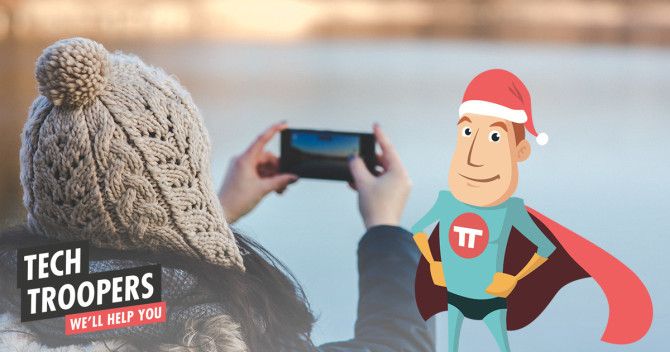 God Jul från Tech Troopers