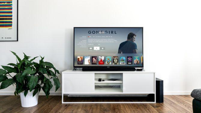 En Tv via fiber i hemma