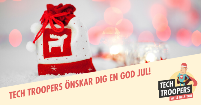 god jul fran tech troopers