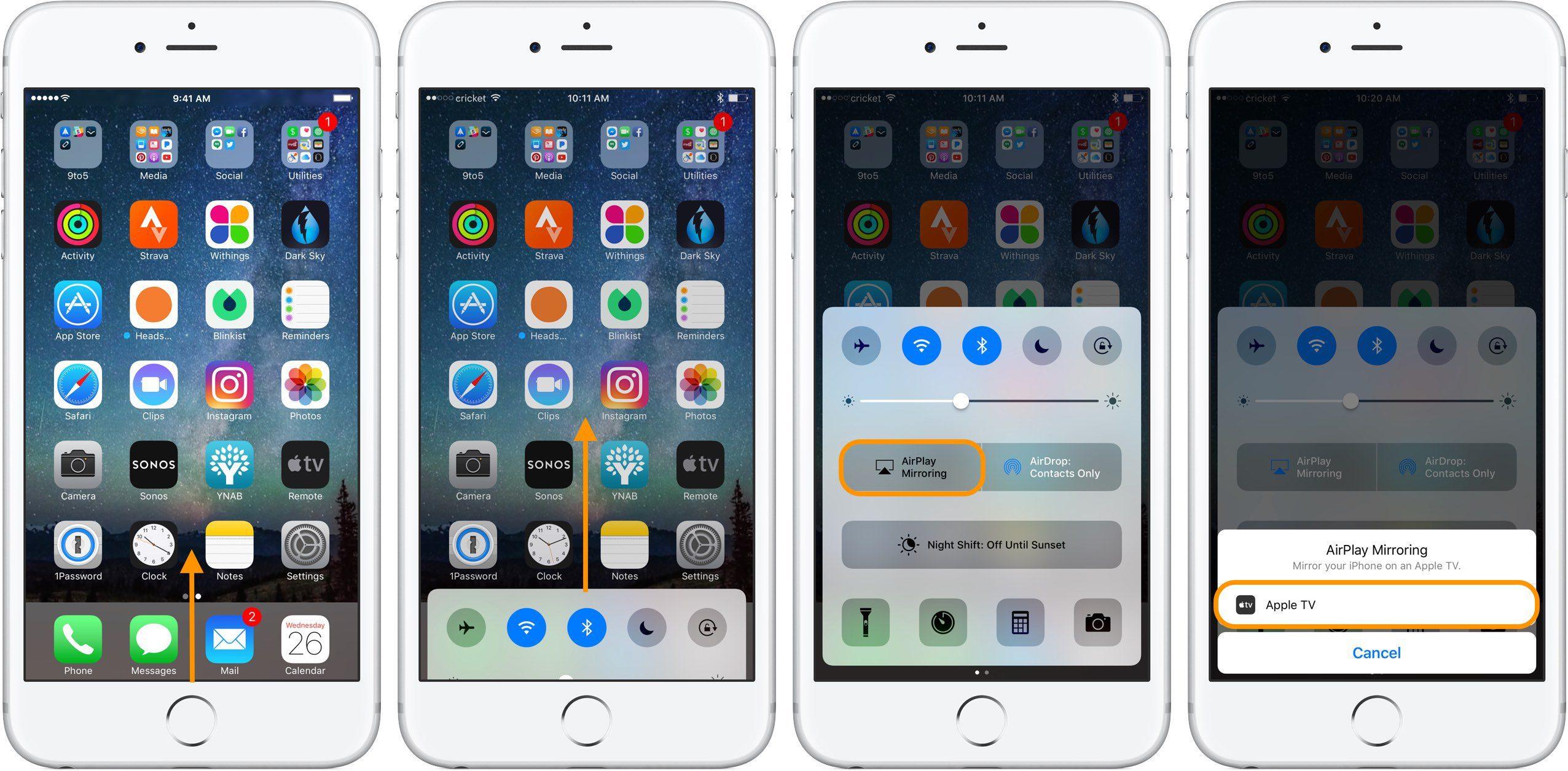 Skärmdubblering Mac Till Apple Tv