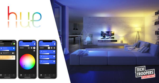 Philips Hue + app