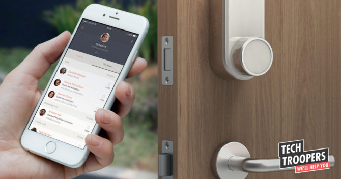 Digital doorlock
