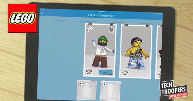 LEGO life image screenshot