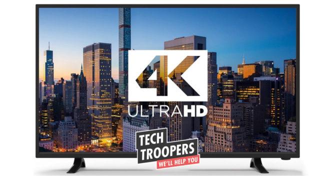 4k ultra tv