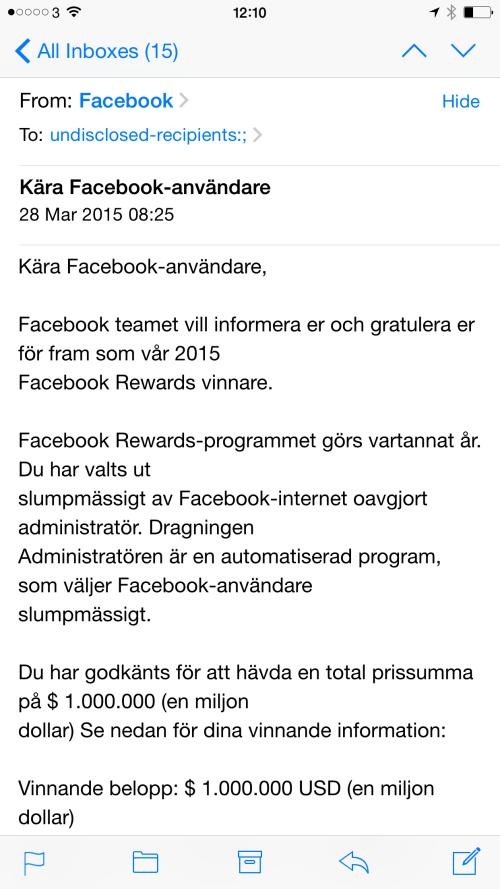 facebook-phising