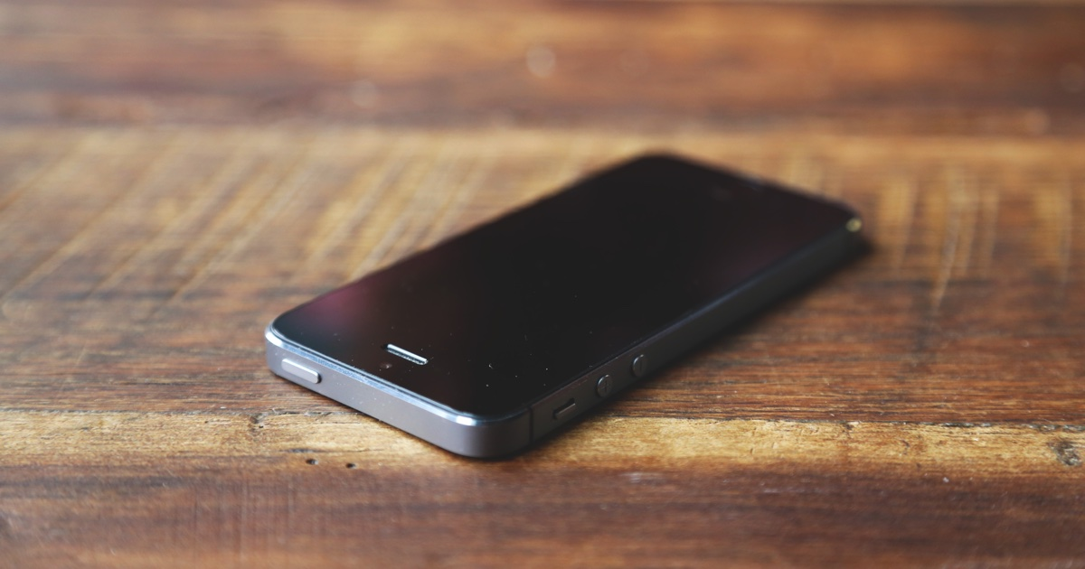 Harifran kommer din iphone